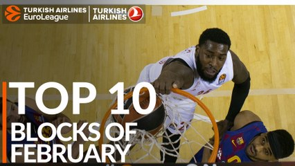 Top 10 Blocks of February!