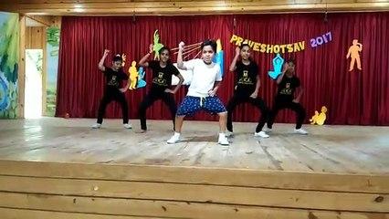 School dance function