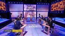 """Toujours en tête des sondages ce matin, Rachida Dati remet en place Anne Hidalgo lors d'un débat hier soir : """"Je ne suis pas votre élève !"""""""