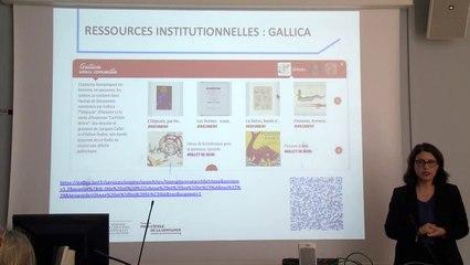 Master class 5 / Ressources et pratiques numériques en cours de LCA