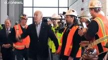 """Maxi victoire pour Joe Biden lors du """"mini-Super Tuesday"""""""