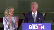 Biden wins latest big primaries in crushing blow to Sanders
