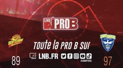 PROB : Vichy Clermont vs Saint-Quentin (J23)