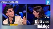 Dati à Hidalgo : « Je ne suis pas votre élève »