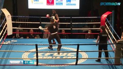 Savate Clermont-Ferrand : Stéphane Fofou vs Wilfried Bannerman