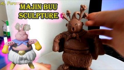 Sculpting Majin Buu (Fat Boo 魔人ブウ)   Dragon Ball Z: Kakarot - Timelapse