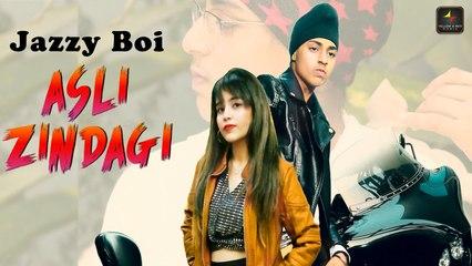Jazzy Boi - Asli Zindagi (Official Video) | असली ज़िन्दगी  | Gufy | Rap Song