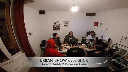 Urban Show avec Slick - Partie 2