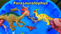 Dinosaurs for kids, Dinosaurs Baby Find Mom, Jurassic World Dinosaur Toys Kids Video
