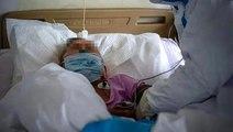 Koronavirüs tüm dünyada can almaya devam ederken güzel haber 103 yaşındaki kadından geldi