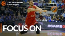 Focus on: Paul Zipser, FC Bayern Munich