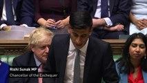 Chancellor mocks McDonnell as he announces VAT cut on books