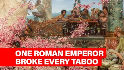 This Week in History – Roman Emperor Murdered For Decadent Partying