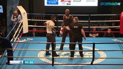 Savate Clermont-Ferrand : Kévin Botnem Hyacinthe vs Yannick Colonnette