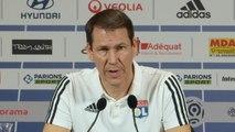 """29e j. - Garcia : """"Pas d'autre choix que de battre Reims"""""""
