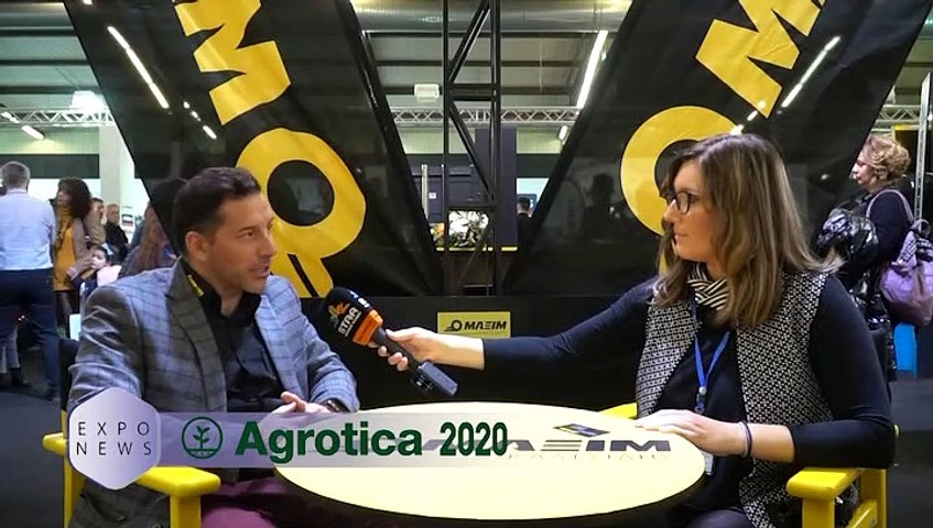Expo News - Agrotica 2020 2o μέρος