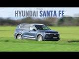 Essai Hyundai Santa Fe 2.0 CRDi 185 HTRAC BVA8 Exécutive 2020