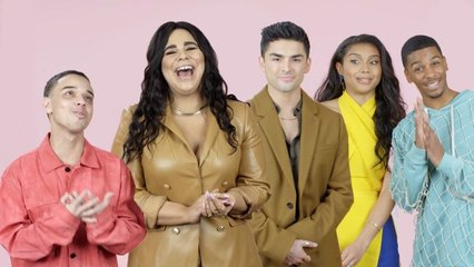 The Cast of 'On My Block' Share Their First Crushes, Splurges, and More