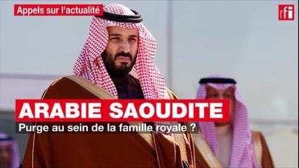 Arabie saoudite : purge au sein de la famille royale ?