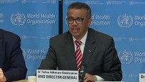 """La Organización Mundial de la Salud declaró al coronavirus como """"pandemia"""""""