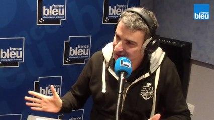 Gustave KERVERN invité de France Bleu Champagne-Ardenne