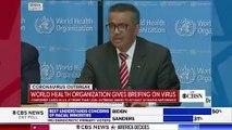 The World Health Organization Declares The New Coronavirus Outbreak A Pandemic