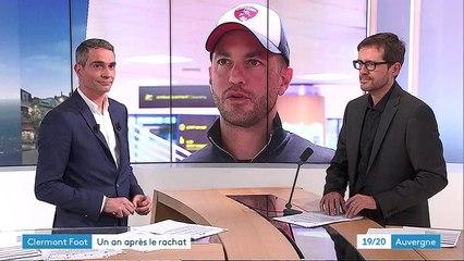 Reportage France 3 Auvergne: Un an après le rachat