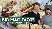 20 Dollar Chef - Sam Morril And Big Mac Tacos