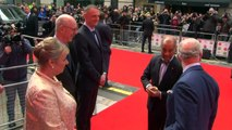 Prince Charles greets celebrities with namaste gesture