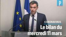 Coronavirus : 2281 cas et 48 décès confirmés en France, annonce Olivier Véran