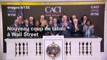 Coronavirus: clôture de Wall Street, le Dow Jones en forte baisse