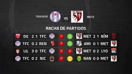 Previa partido entre Toulouse y Metz Jornada 29 Ligue 1