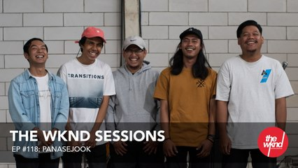 Panasejook - The Wknd Sessions Ep. 118 (full performance)