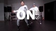 BTS (방탄소년단) 'ON' / LIGI X CHRIS Choreography.