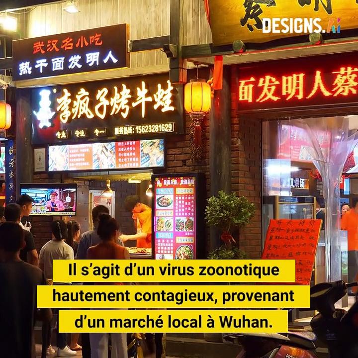 How Can You Avoid Wuhans Coronavirus? – French