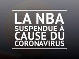 NBA - Coronavirus : La NBA suspendue à cause du coronavirus