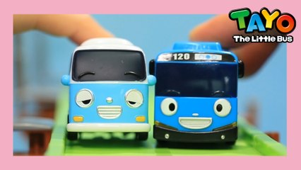 Ep. 2 Tayo and Bongbong l Tayo Toy Story l Tayo the Little Bus