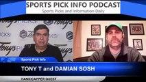 Texas Tech Texas College Basketball Pick Tony T Damian Sosh 3/12/2020