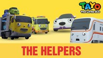 Video [Meet Tayo's Friends] #9 The Helpers