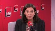 """Anne Hidalgo : """"Aujourd'hui sur Paris on dénombre 84 cas de coronavirus, avec un doublement chaque jour, il faut être très vigilant"""""""