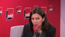 """Anne Hidalgo sur la propreté de la ville : """"On a fait beaucoup et il faudra faire plus […] À Paris, on ne peut pas installer des poubelles n'importe où, n'importe comment et de n'importe quelle forme"""""""