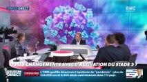 Nicolas Poincaré : Quels changements avec l'activation du stade - 12/03