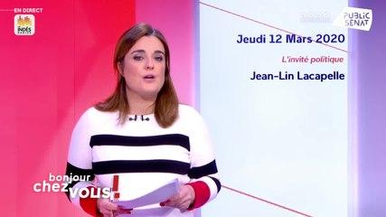 Jean-Lin Lacapelle - Bonjour chez vous ! Jeudi 12 mars
