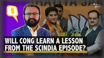 To Stop Leaders Like  Jyotiraditya Scindia From Switching Sides, Congress Needs to Stay in Power