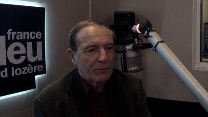Gérard Pedro, trésorier de l'association des maires du Gard et maire de Remoulins