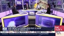 Philippe Taboret (Cafpi): Quel impact le coronavirus peut-il avoir sur le marché immobilier ? - 12/03