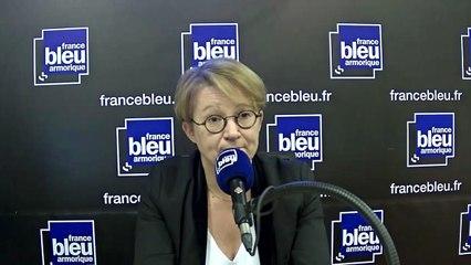 Nathalie Appéré, j'ai tendu la main à toutes les forces de gauche