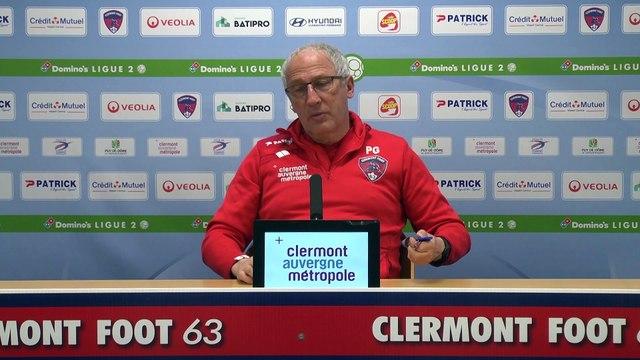 J29 : avant Rodez-Clermont