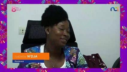 Isabelle N'DJA, Monteuse NCI