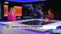 Une condamnation qui fait d'Harvey Weinstein un symbole ?